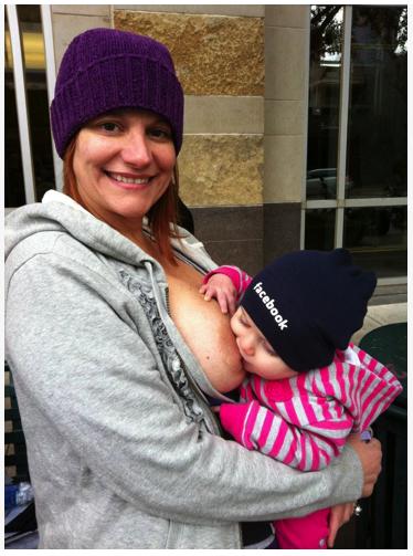 Breastfeeding Photo Exhibition